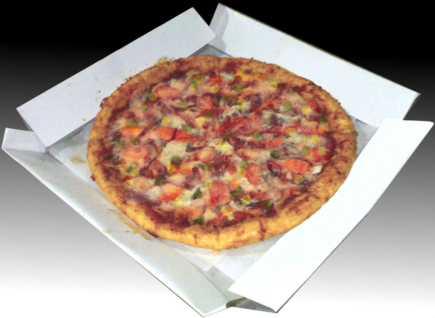 SAFFANAH PIZZA